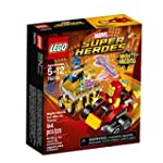 LEGO Super Heroes Mighty Micros: Iron Man Vs Thanos 76072 Building Kit