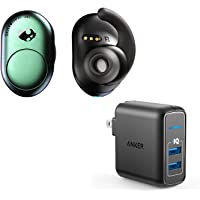 Skullcandy S2BBWL638 In-Ear Bluetooth Earbuds Headphones