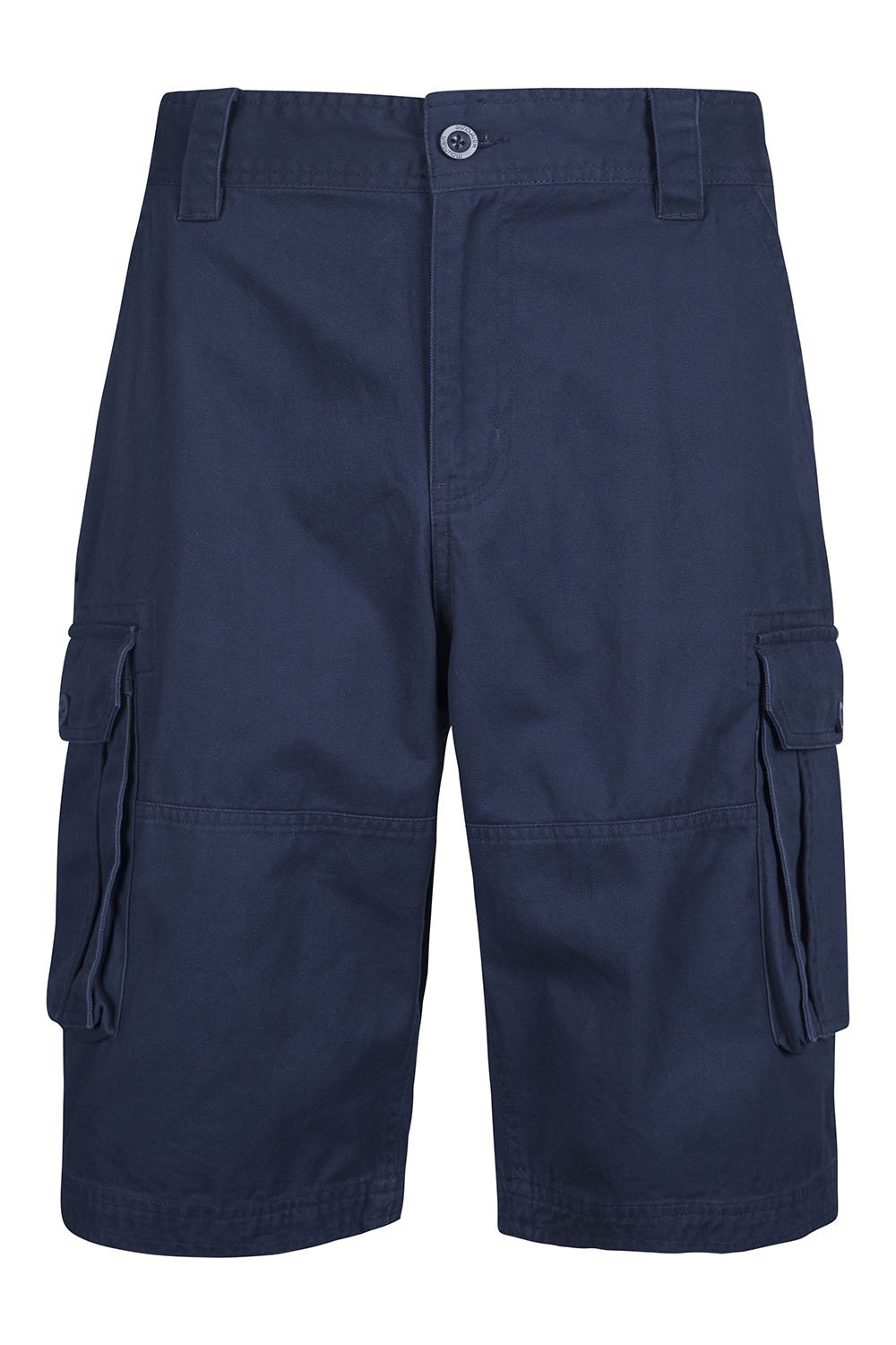 Mountain Warehouse Cargo Mens Shorts -Twill Cotton Summer Hiking Pants