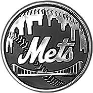 MLB Chrome Automobile Emblem
