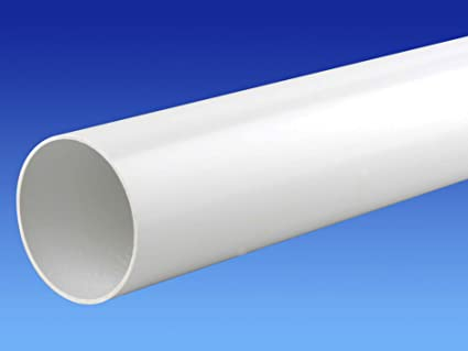 Marley 32mm x 500mm WHITE Push-fit waste pipe