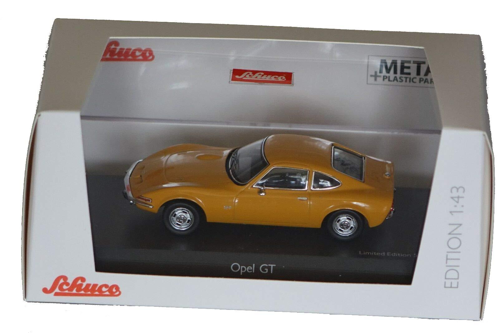 Simba Dickie 450256700Model Miniature Opel GT 1: 43 4