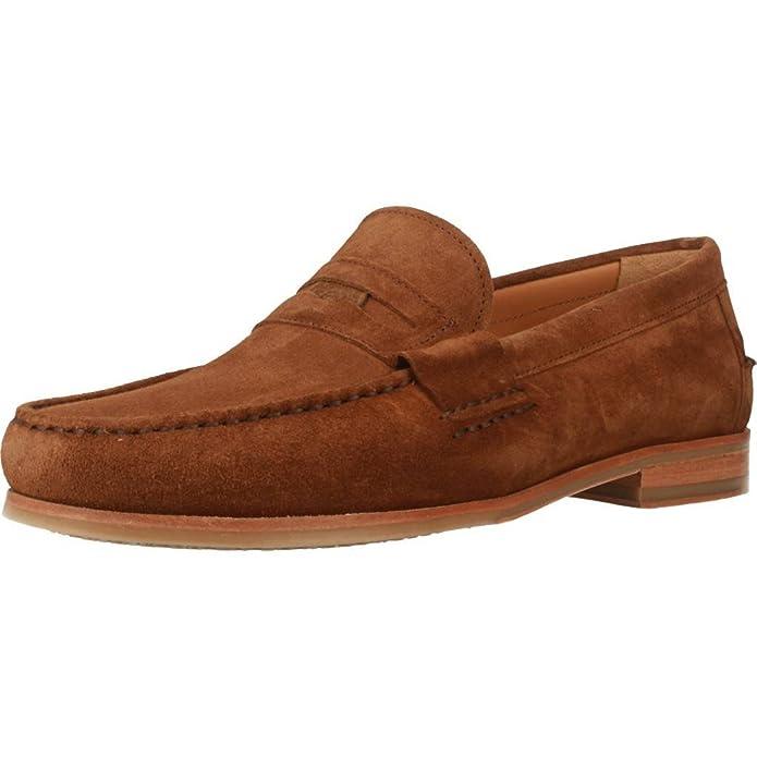 Mocasines para Hombre, Color marrón, Marca SEBAGO, Modelo Mocasines para Hombre SEBAGO Conrad Penny Marrón: Amazon.es: Zapatos y complementos