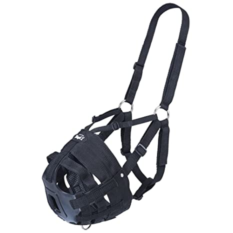 Tough-1 Easy Breathe V Grazing Muzzle Mini