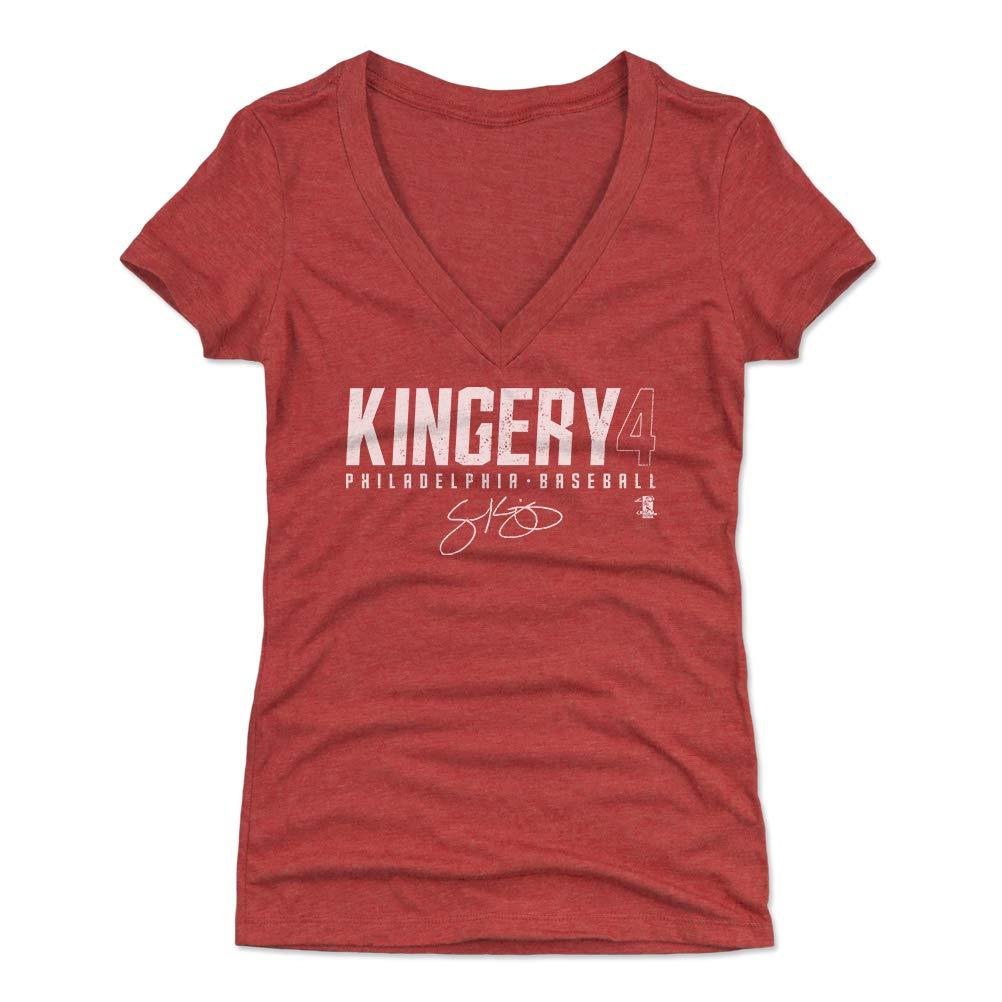 Scott Kingery Philadelphia Baseball Apparel Scott Kingery Kingery4 2447 Shirts