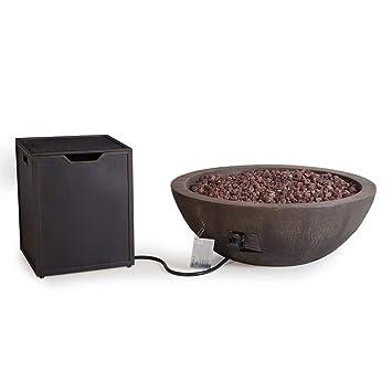 Amazon.com: Juego de comedor para patio. Muebles de mimbre ...