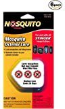 Nosquito Octenol Replacement Lure Insect Killer - NS16 (6 packs)
