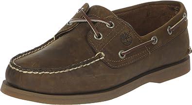 Crudele genitore umidità  Timberland Classic Boat 2 Eye C1001R, Boat Shoes - 42 EU: Amazon.co.uk:  Shoes & Bags