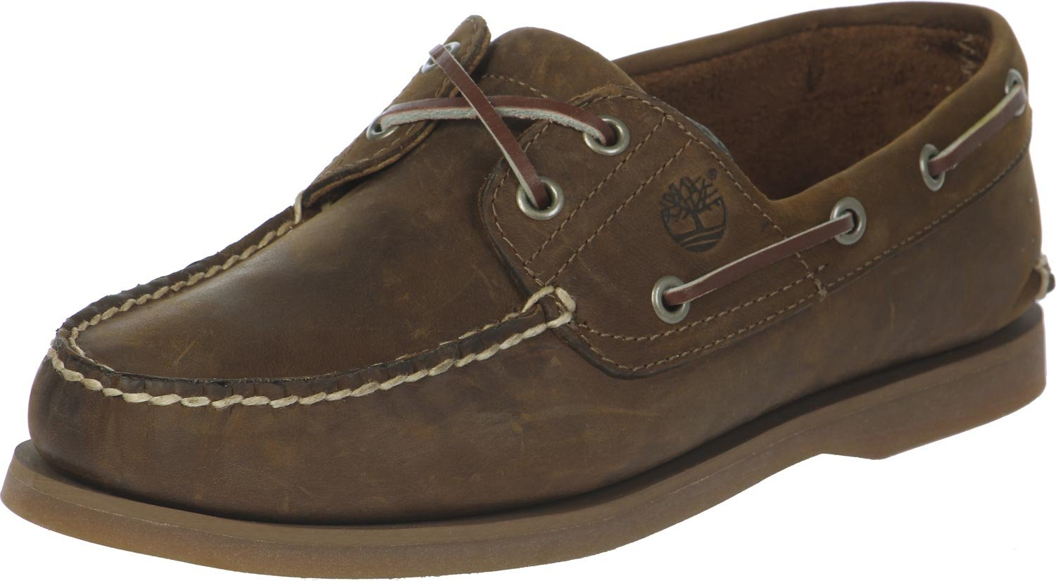 Timberland Classic 2-Eye, Chaussures Bateau Homme 38097