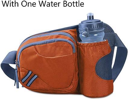 Running Waist Fanny Pack Cintura Pack con UNA Botella De Agua ...