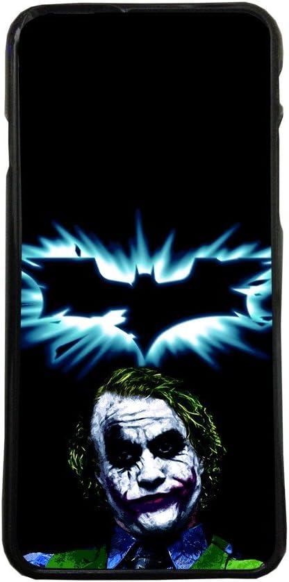 ELHURON Fundas De Moviles Carcasas De Moviles Funda Carcasa Compatible con el Joker Batman Dibujo