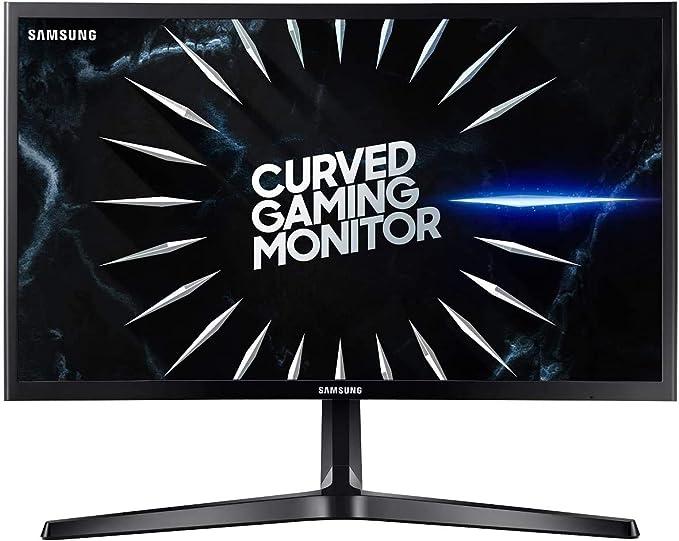 Samsung C24rg54fqr 59 8 Cm Curved Gaming Monitor Computer Zubehör
