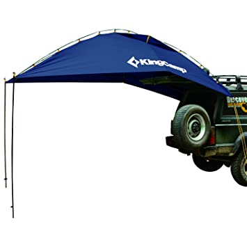 KingCamp Awning Sun Shelter Auto Canopy Camper Trailer Tent Roof Top For Beach SUV