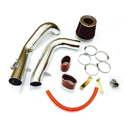 Cold Air Intake Kit BLACK Filter For 07-10 Scion tC Coupe 2.4L L4