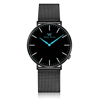 men hands strap debert automatic watches marks crystal vintage roman white black sapphire blue item dial s