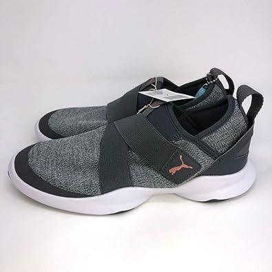 PUMA Women's Dare Ac Sneaker (7.5, Grey