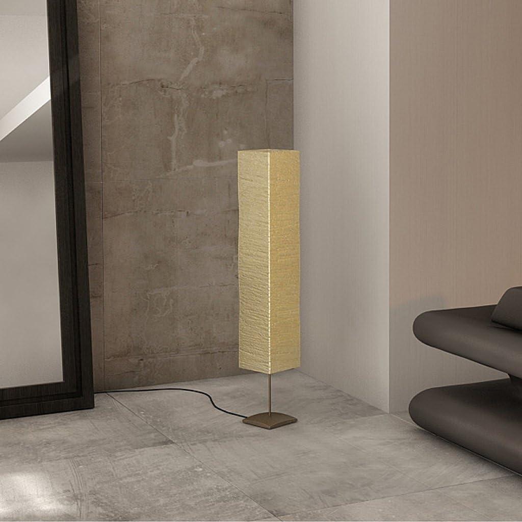 Festnight Standleuchte Standlampe Stehleuchte Mit Papierschirm