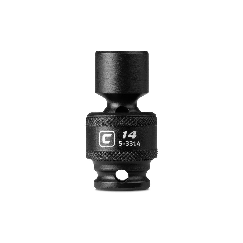 6-Point Capri Tools 18 mm Universal Impact Socket Metric 5-3318 3//8-Inch Drive