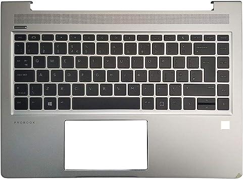 YUHUAI Teclado de repuesto para portátil HP ProBook 440 G6 ...