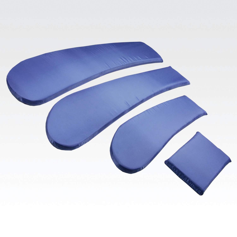 Plancha ayuda de planchar ayuda Juego para mangas y bolsillos 4 piezas) LGL GmbH