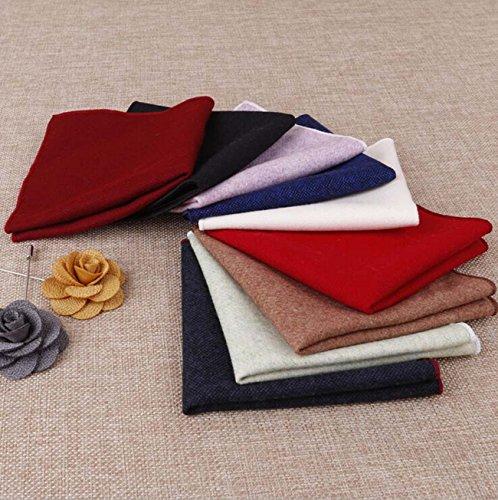 LACS-Mens-Solid-Color-Wool-Cotton-Pocket-Squares-Handkerchiefs-Pack