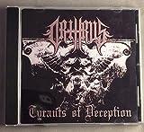 Orthrus- Tyrants of Deception LAR001 CD