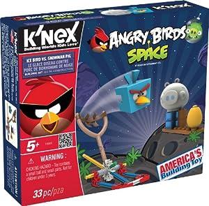 k 39 nex angry birds space ice bird vs snowman pig toys games. Black Bedroom Furniture Sets. Home Design Ideas