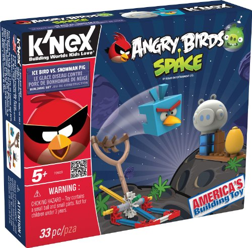 k 39 nex angry birds space ice bird vs snowman pig import it all. Black Bedroom Furniture Sets. Home Design Ideas