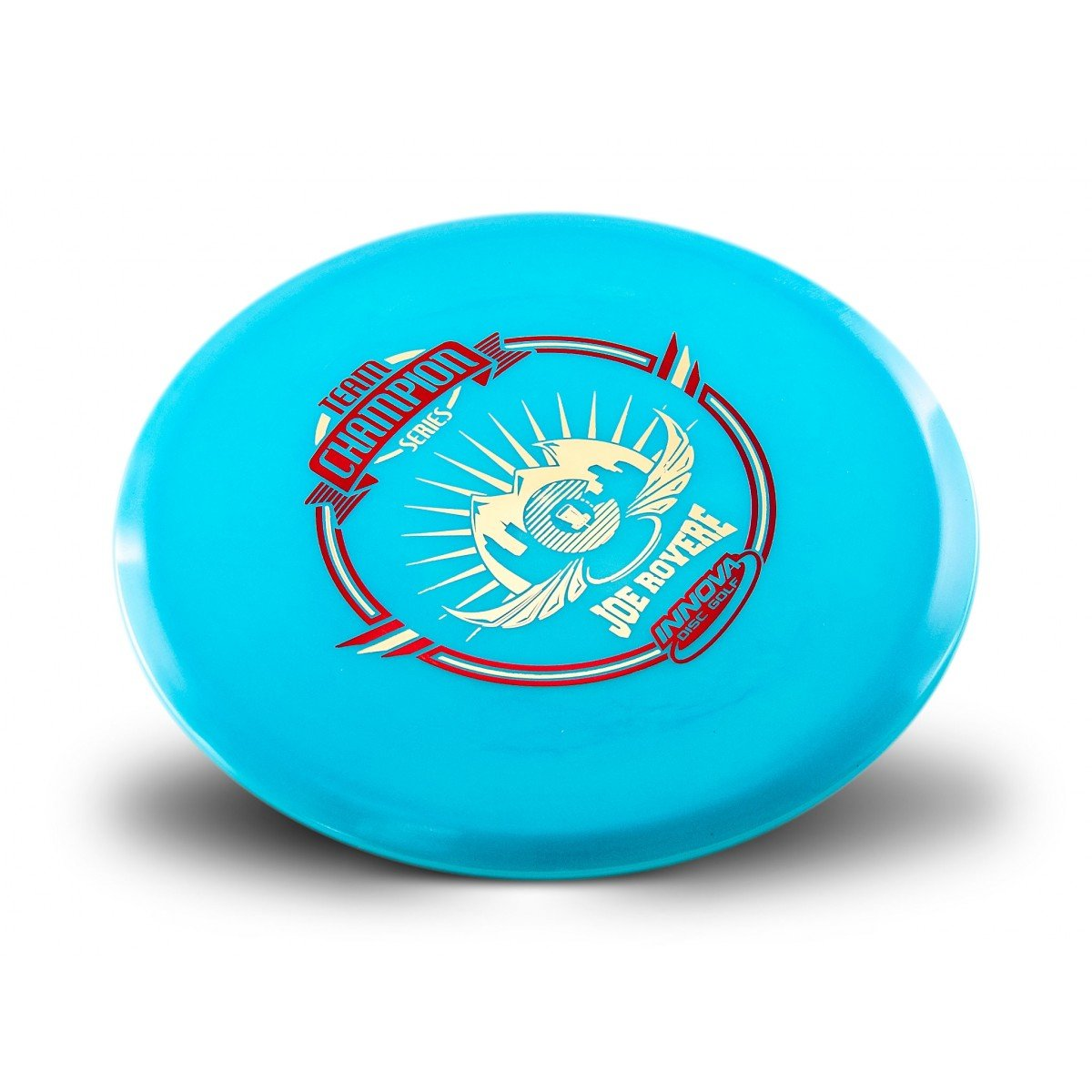 INNOVA Limited Edition Tour Series Joe Rovere Champion Glow Roc3 Mid-Range Golf Disc [Colors May Vary] - 178-180g