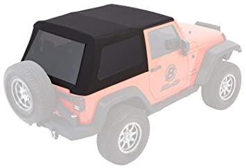 Trektop Nx Glide >> Bestop 54922 35 Trektop Nx Glide Soft Top Amazon Co Uk Car