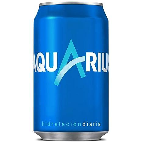 Aquarius Klassik Zitrone - 330 ml: Amazon.de: Lebensmittel & Getränke
