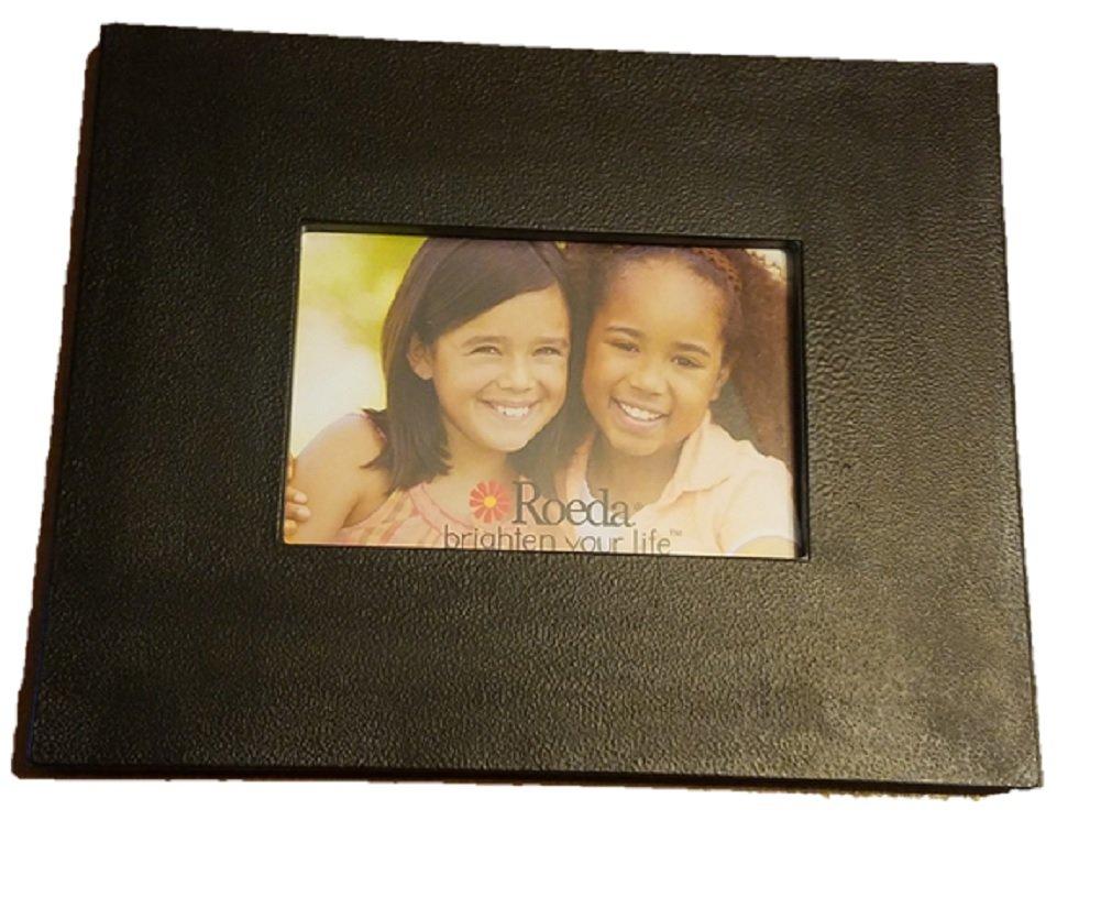 Embellish Your Story 60004K Black Magnetic Desk Photo Frame fits a 4x6 Photo by Embellish Your Story (Image #1)