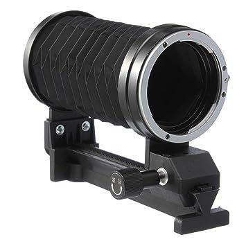 Runshuangyu - Tubo de extensión para cámara Nikon AI SLR D750 D810 ...