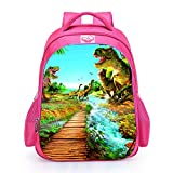 Dinosaur Backpack,Lightweight High Capacity Book Bag for Student For Sale