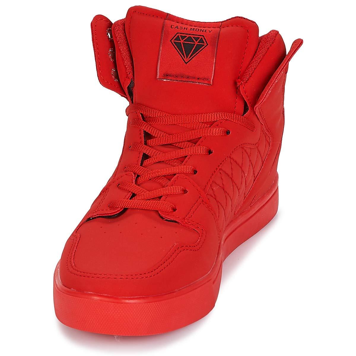 941566d317 Cash Money CMS13 JAILOR Sneaker Herren Rot Sneaker High: Amazon.de: Schuhe  & Handtaschen