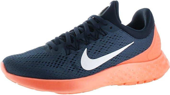 Nike 855808-401, Zapatillas de Trail Running para Hombre, Azul / (Squadron Blue/White/Dark Obsidian), 38.5 EU: Amazon.es: Zapatos y complementos