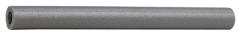 Climapor Rohrisolierungen PE 15/20, 1/4 Zoll, grau, 72 Stück à 1 m Länge Saarpor