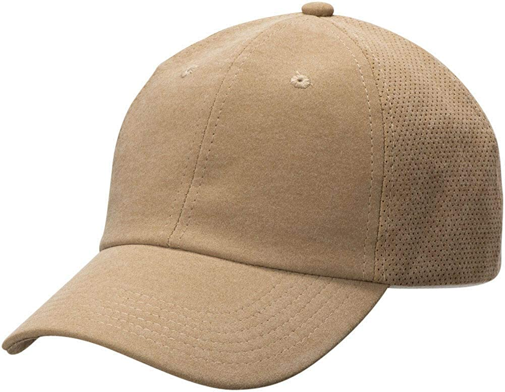 Aussie Chiller Perforated Cooling Hat with Soak Me Design for Hot Weather Comfort | One Size Fits All Baseball Cap Style