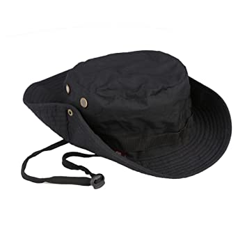 Pellor Boonie Bucket Hat Military Fishing Camping Hunting Wide Brim Bucket  Men Outdoor Sun-shading bf1d406ff0c6