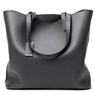 311e6d5a30fd Image Unavailable. Image not available for. Color  Prime Sale Day Week-Fashion  Womens Leather Handbag Bucket Shoulder ...
