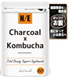 Charcoal&Kombucha 炭 コンブチャ チャコール クレンズ ダイエット サプリメント 【60粒約1ヶ月分】
