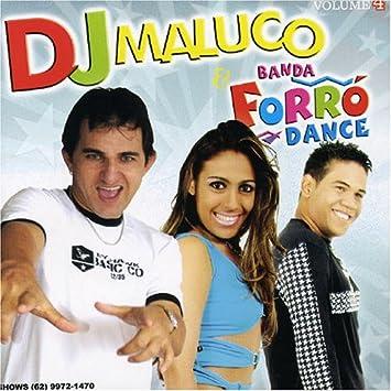 cd dj maluco e banda forro dance vol 2