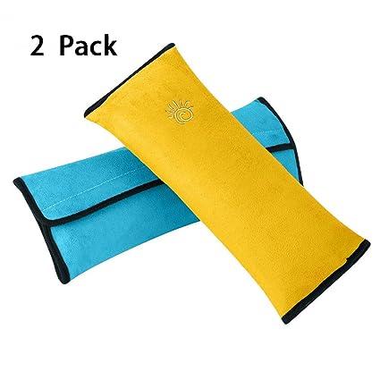 Amazon.com: Cinturón de Seguridad almohada Tapa – hontech 2 ...