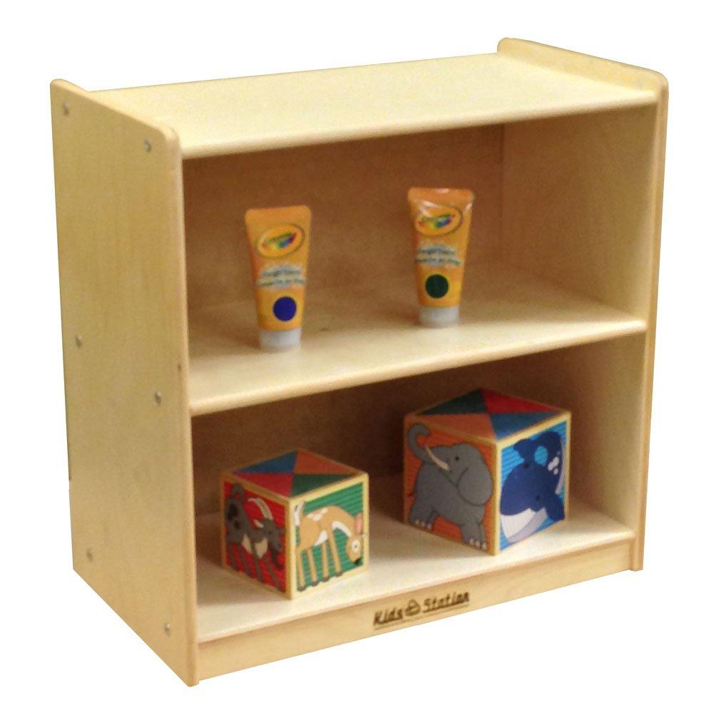 Kids' Station 24'' Mini Storage, 24 1/4''w X 13 1/4''d X 24''h by Kids' Station by Peffer Cabinets (Image #1)