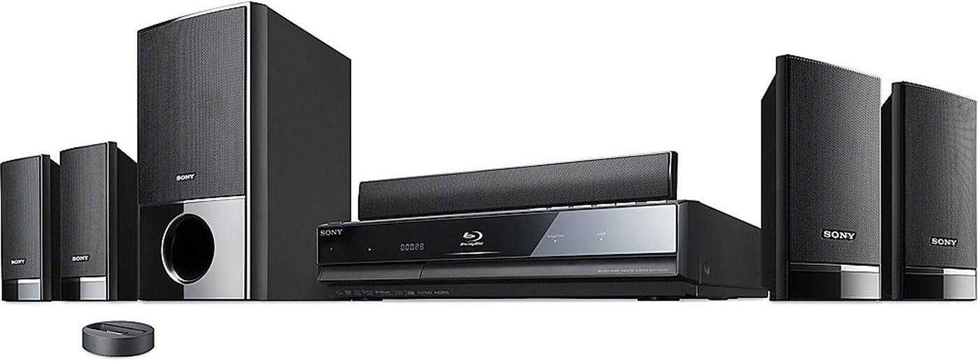 Sony BDV-T11 Home Theater System