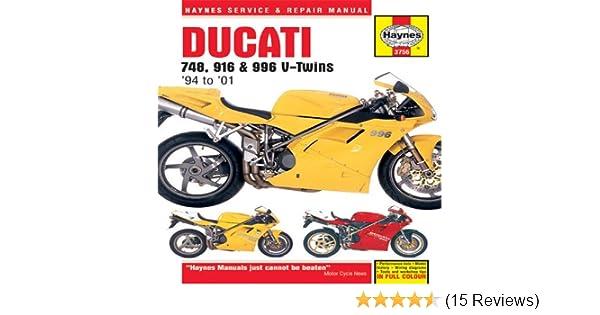 ducati 748 factory service repair manual