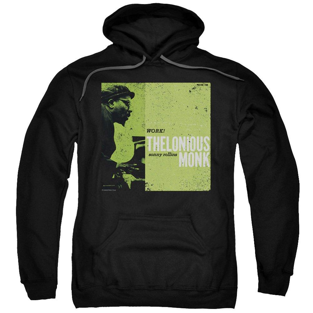 2Bhip Thelonious mönch arbeit  album-cover hoodie für Herren