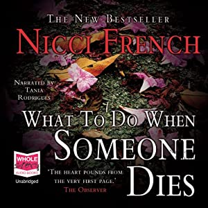 What to Do When Someone Dies Audiobook