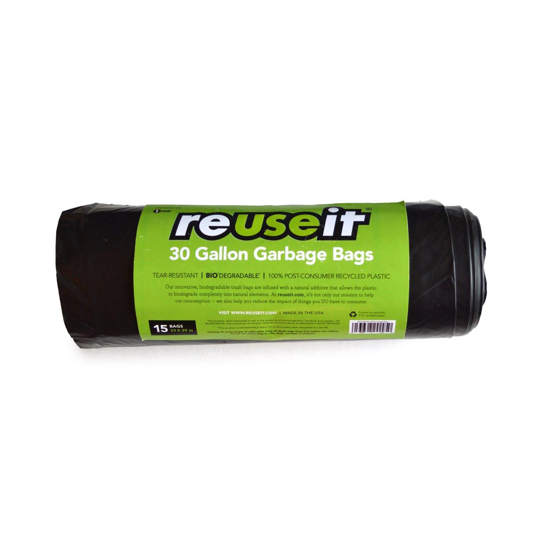 Cypressホーム生分解性30ガロンGarbage Lawn Bags B07B44GHDS