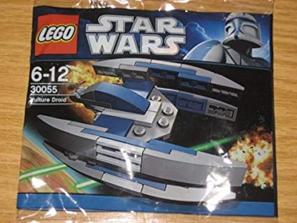 Bagged 30055 LEGO Star Wars Vulture Droid